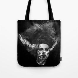 BrideFace Tote Bag