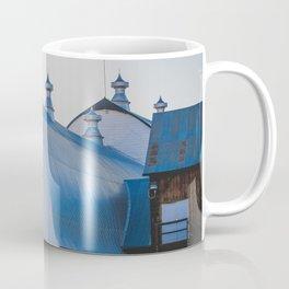 Creamers Dairy and Barn, Fairbanks Alaska Coffee Mug