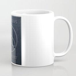 SIC MUNDUS CREATUS EST Coffee Mug