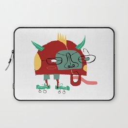 Skating Monster Laptop Sleeve