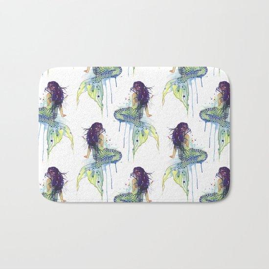 Mermaid Bath Mat