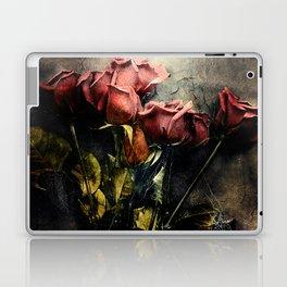 Forgotten Roses Laptop & iPad Skin