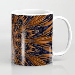 Energizing bronze mandala Coffee Mug