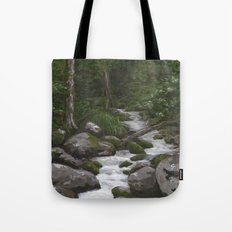 Waterville #3 Tote Bag