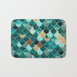 REALLY MERMAID Bath Mat
