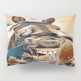 Laughing Jack Pillow Sham