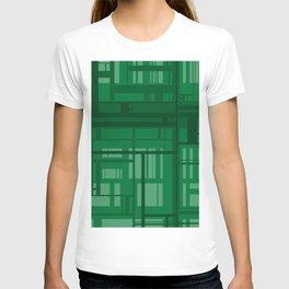 Green Maze T-shirt