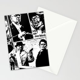 When Morricone Meets Leone Stationery Cards