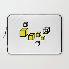 Angular Eyes Laptop Sleeve