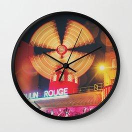 a Parisian icon ... Wall Clock