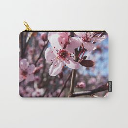 Pink Blossom Photography Print Carry-All Pouch