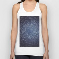 Center of the Axis Unisex Tank Top