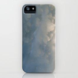 Mammatus Rainbow iPhone Case