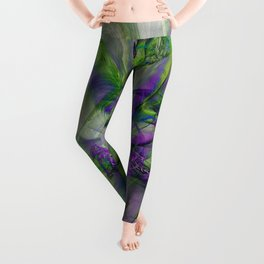 Painted with Love Leggings