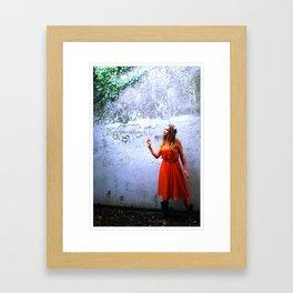 Le Danse De Fée -2-  Framed Art Print