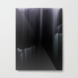subzero Metal Print