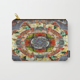 Round Skirt Carry-All Pouch
