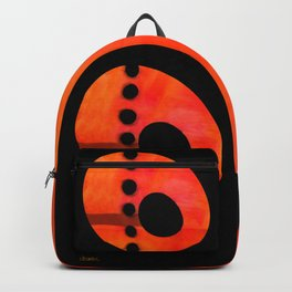 """""""Abstract city sunset"""" Backpack"""
