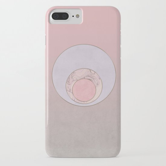 Soft Pastel Elegant Circles by lebensart