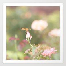 Flowers 12 Art Print