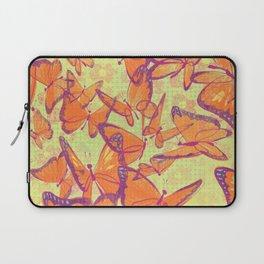 Butterflutter Laptop Sleeve