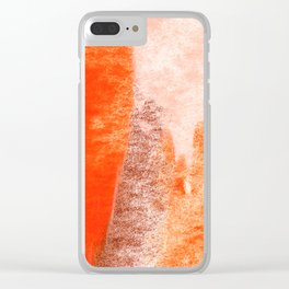 Pattern 157 Clear iPhone Case