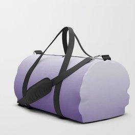 Ombré Ultra Violet Gradient Motif Duffle Bag