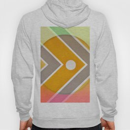 Fish - color graphic Hoody