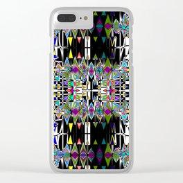 Purple Prose, 2230d Clear iPhone Case