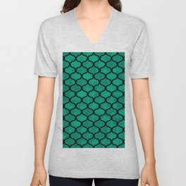 Lovely Pattern VV Unisex V-Neck