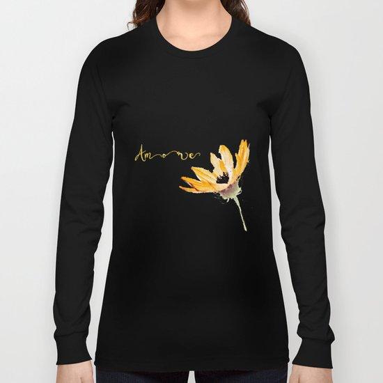 Flower Amore Long Sleeve T-shirt