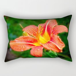 Beautiful flower Rectangular Pillow