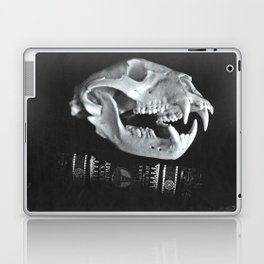 Bear Skull Still Life Laptop & iPad Skin