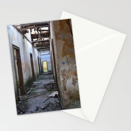 Abandoned Cotton Factory Stationery Cards