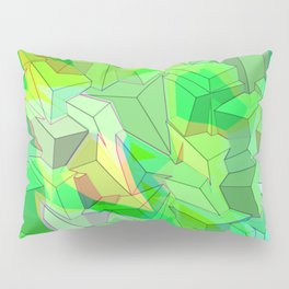 Cartoon neon Pillow Sham