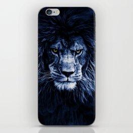 PANTHERA LEO iPhone Skin