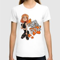 ginger T-shirts featuring Ginger by lilbutt