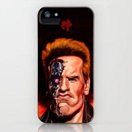 The Terminator iPhone Case