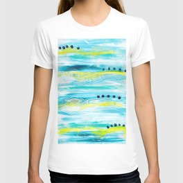 Blue Wave T-shirt