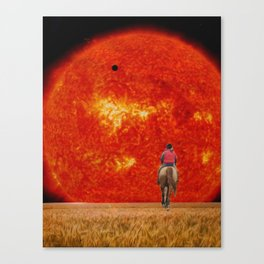 Helios. Canvas Print