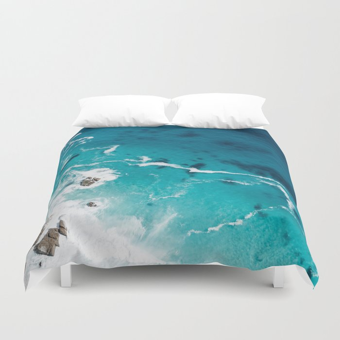 Sea 4 Duvet Cover