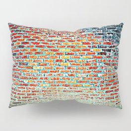 Bricks & Mortar Pillow Sham