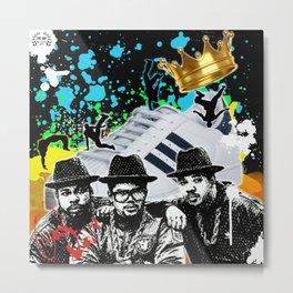 King Midas Metal Print