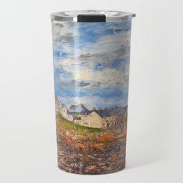 Moelfre Anglesey Travel Mug