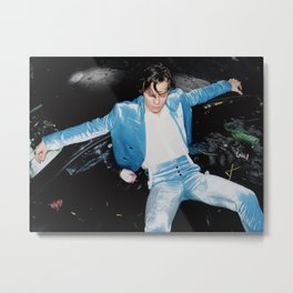 Album artwork - Harry Styles 2 Metal Print