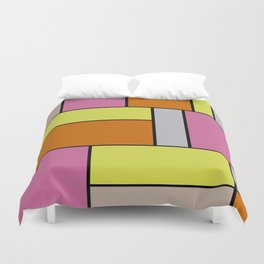 Abstract #18 Duvet Cover