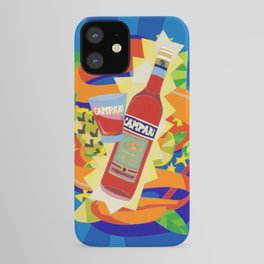 Vintage Cordial Campari Limited Edition Advertisement Poster #2 of 8 originally limited to 70 by Ugo iPhone Case