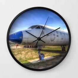 Jak-40 Aircraft Wall Clock