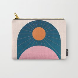 Abstraction_Sunshine_Minimalism_001 Carry-All Pouch