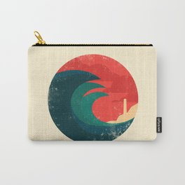 The wild ocean Carry-All Pouch